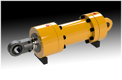 Bolted Construction Hydraulic Cylinders